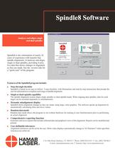 Spindle8 Software