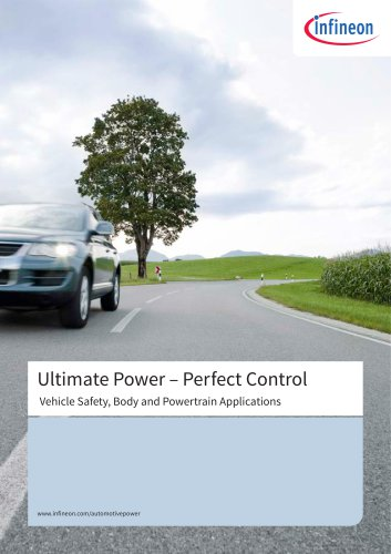 Automotive Power Selection Guide - Infineon Technologies