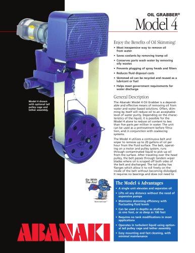 Oil Grabber™ Model 4