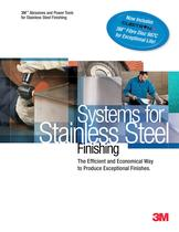 Abrasives for Stainless Steel Finishing Brochure