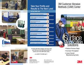Customer Abrasive Methods Center Brochure