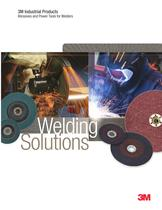 Industrial Products for Welding Catalog