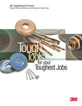 Superabrasive Prds. Popular Whls. Mandrels Dressing Truing Tools