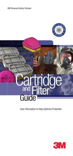 Cartridge/Filter Guide, Brochure 70-0714-8870-7 - 3M