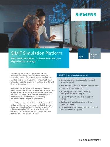 SIMIT simulation software