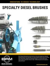 Specialty Diesel Brushes
