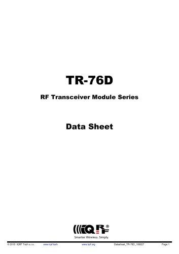 TR-76D