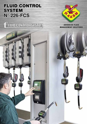 FLUID CONTROL SYSTEM