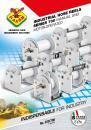 Industrial motorized hose reels S. 700