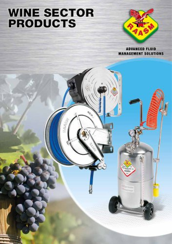 Wine sector products