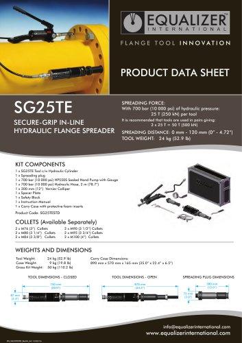 SG25TE Secure-Grip Flanschspreizer