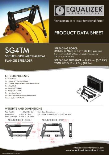 SG4TM Secure-Grip Flanschspreizer
