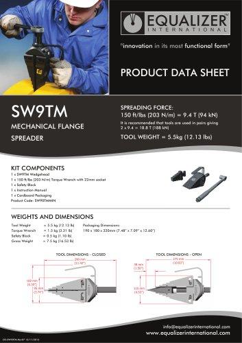 SW9TM Flanschspreizer mechanisch