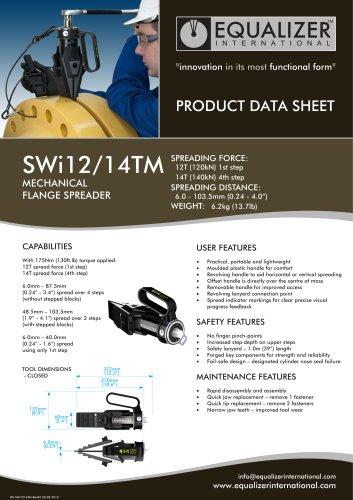 SWi1214TM Flanschspreizer mechanisch