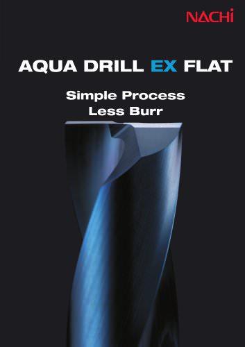 AQUA Drill EX FLAT Series
