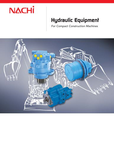Hydraulic Equipment construction machines
