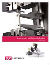 Accessories for Materials Testing - Sixth Edition