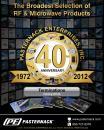 Catalog 2012A - RF Terminations