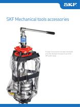 SKF Mechanical tools accessories