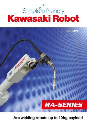 RA-Series - Kawasaki Robotics GmbH - PDF Catalogs