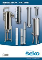 INDUSTRIAL FILTERS AND CARTRIDGES