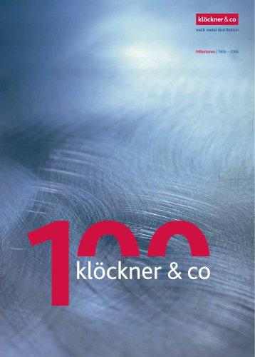 Presentation Klöckner