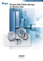 Precision Ball &amp; Roller Bearings for Machine Tools