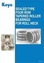 Roll Neck Bearings