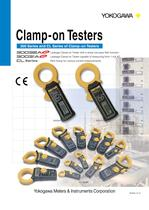 Clamp-on Testers