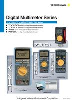 digital multimeter series