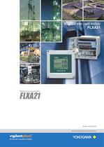 FLXA21 Modular 2-Wire pH/ORP Analyzer
