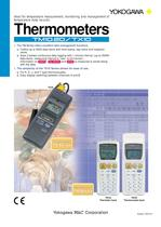 Thermometers Catalog