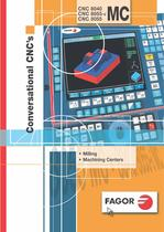 8040MC CNC Conversational/G-code for MILLs