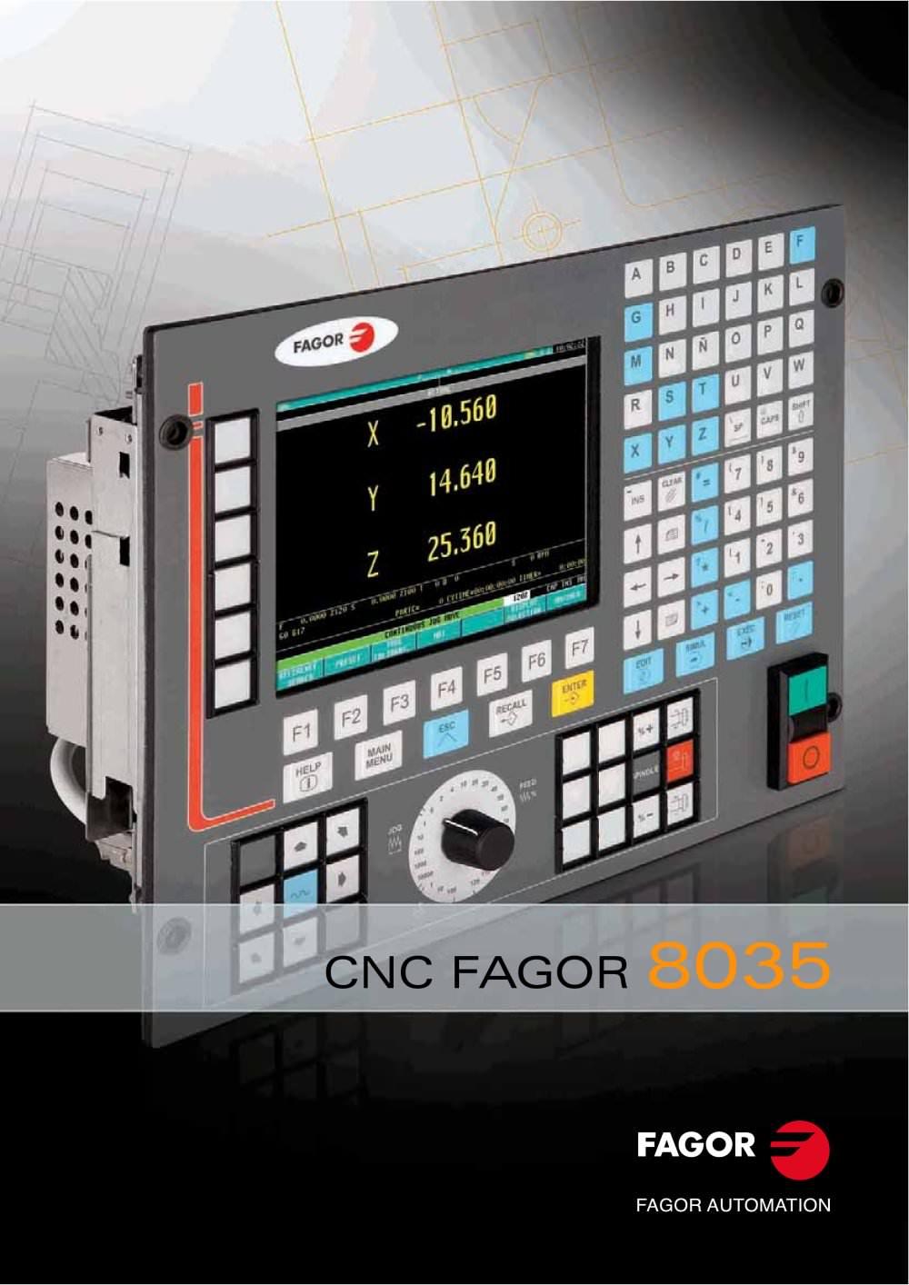 CNC 8035 - 1 / 6 Pages