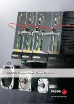 FAGOR Digital Servo Drive System