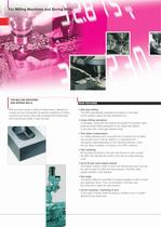 Innova series For Milling Machines and Boring Mills