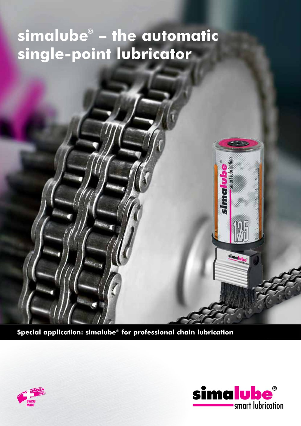 ag simatec automatic chains lubrication pdf catalogue pages for