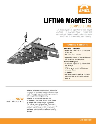 lifting magnets