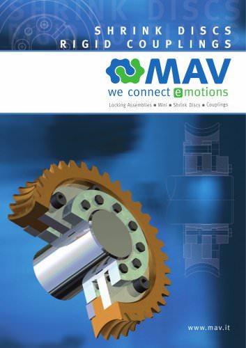 MAV - SD and rigid couplings