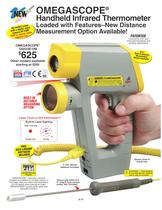 OMEGASCOPE� Handheld Infrared Thermometer