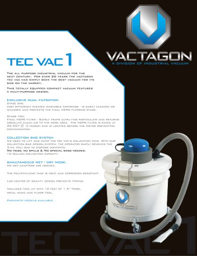 Vactagon Tech Vac1