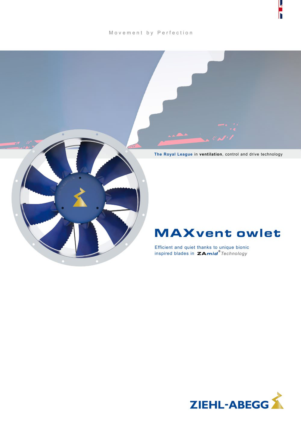 Maxvent Owlet Ziehl Abegg Pdf Catalogue Technical Motor Wiring Diagram 1 10 Pages