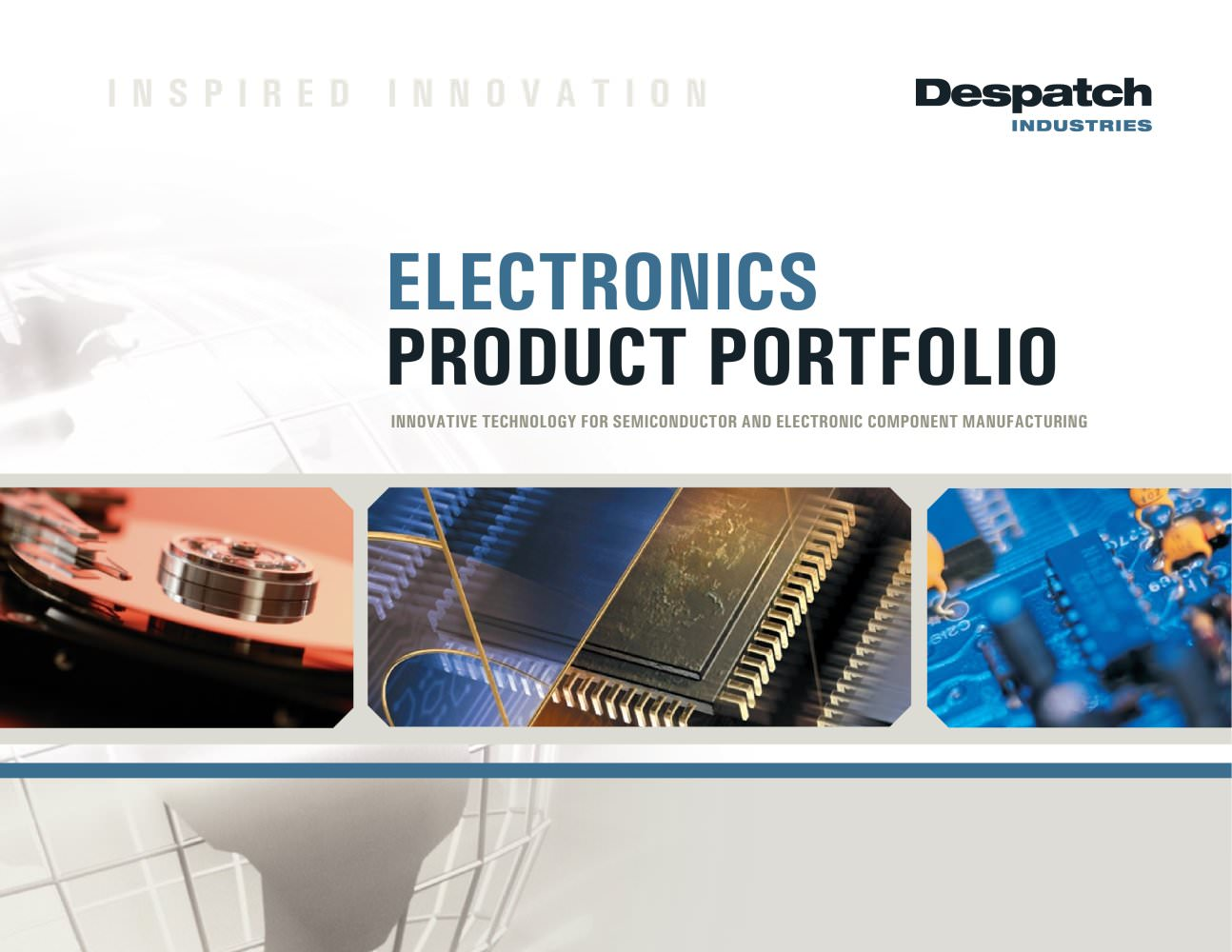 Electronics Brochure - Despatch Industries - PDF Catalogue ...