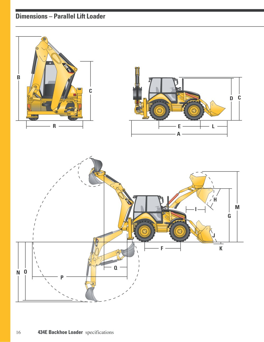 Dig with ease using the backhoe loader's Gear and Backhoe Loader ...