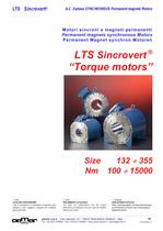 Permanent magnets synchronous Motors LTS