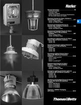 Hazlux&reg; Hazardous Location Lighting Fixtures 