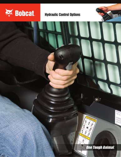 hydraulic control options - 1 / 4 pages