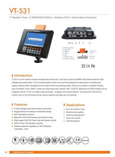 VT-531-en - Darveen Technology Ltd  - PDF Catalogs