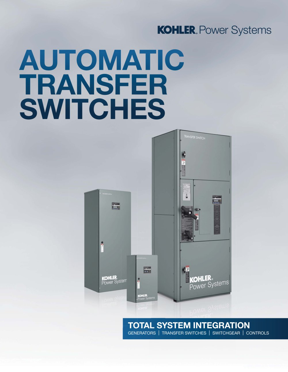 Kohler Automatic Transfer Switch Manual - Wiring Diagram •