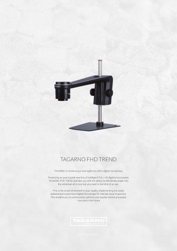 TAGARNO FHD TREND digital camera microscope